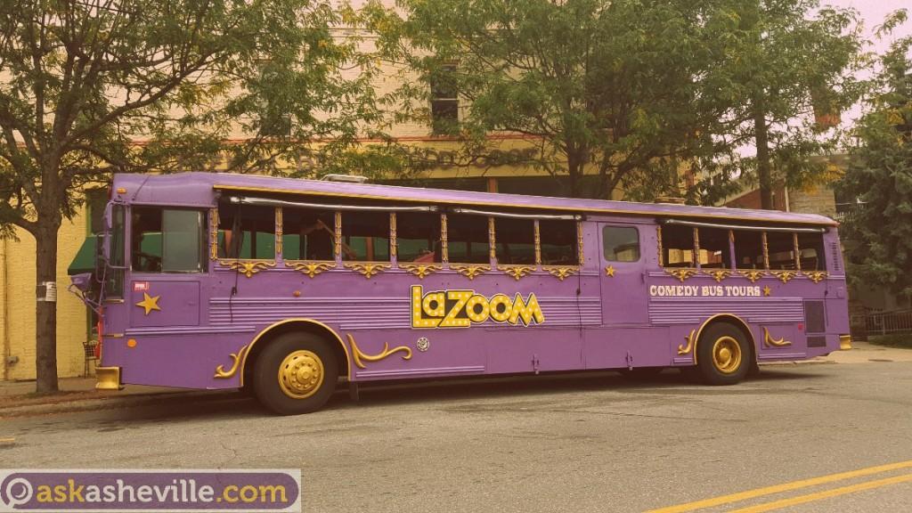 Lazoom Asheville Tours