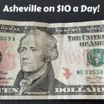 Asheville on $10 a Day