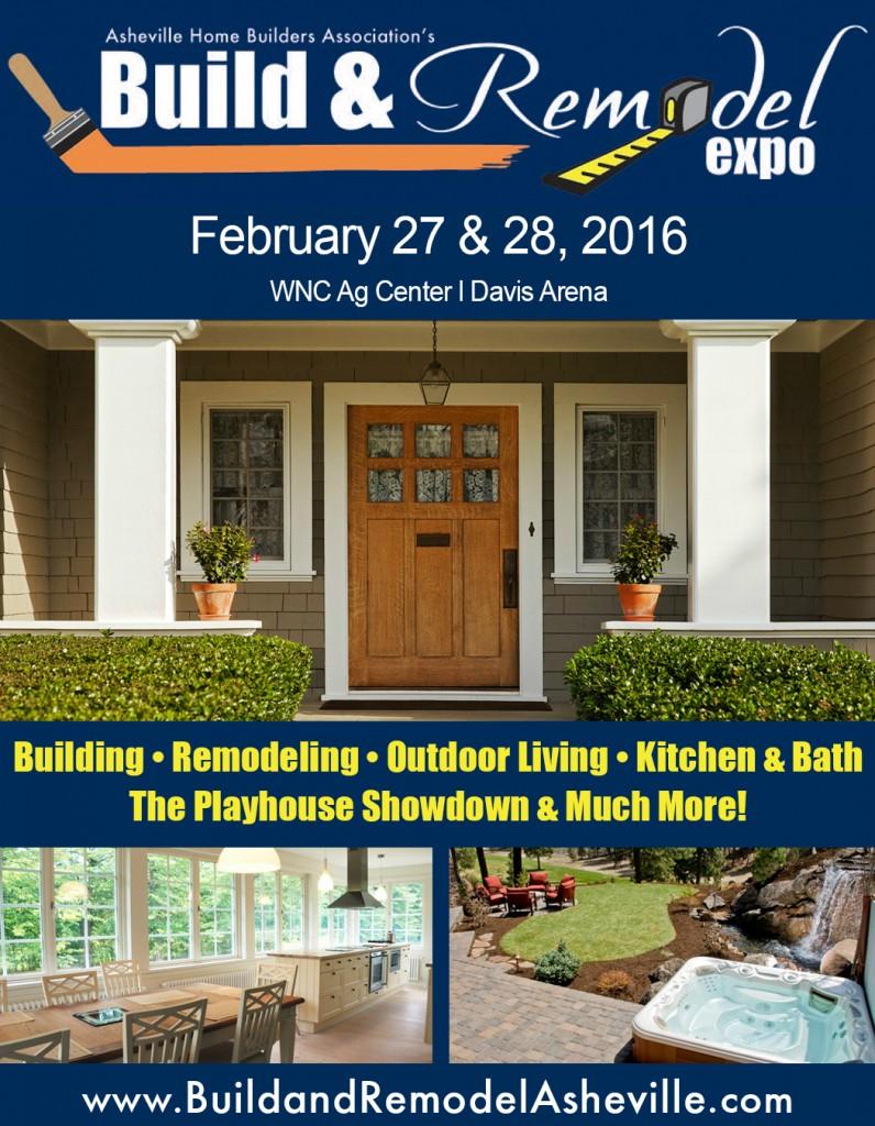 Build Remodel Expo Asheville