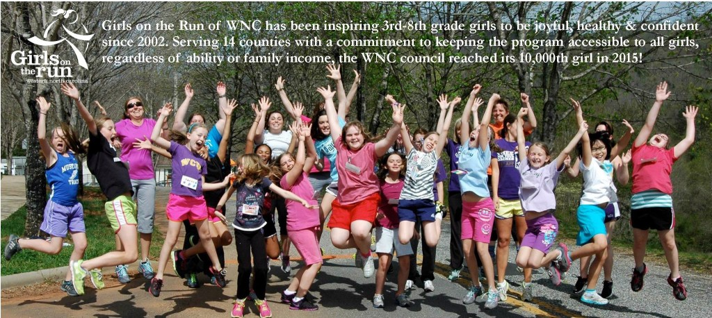 Girls On The Run WNC