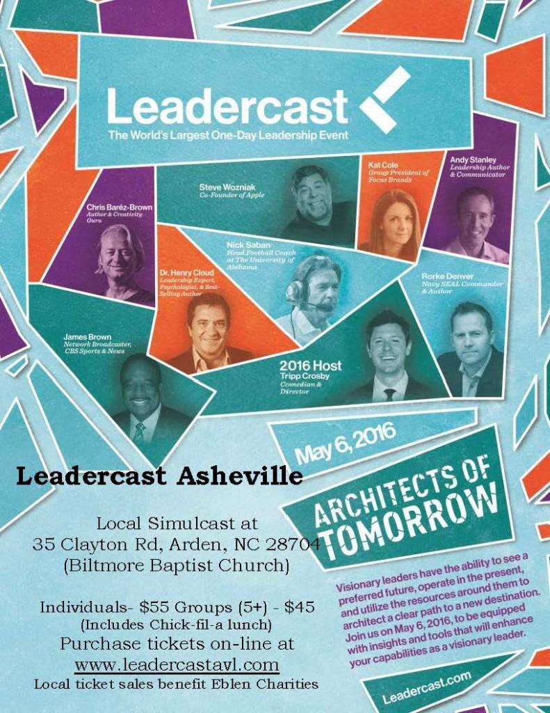Leadercast Asheville