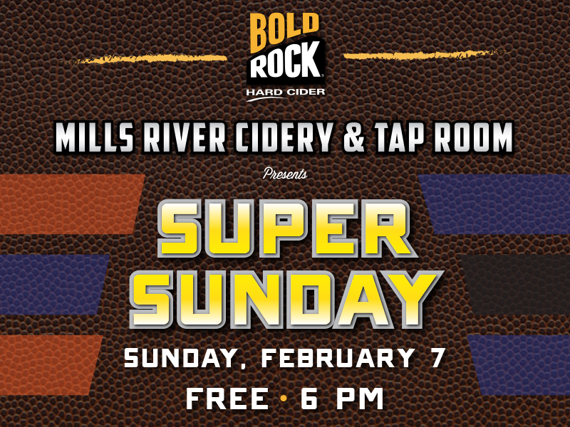 SuperBowl Sunday at Bold Rock