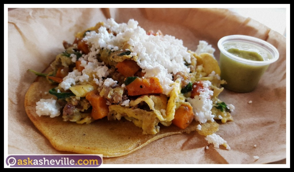 Taco Billy Asheville - Mama's Favorite