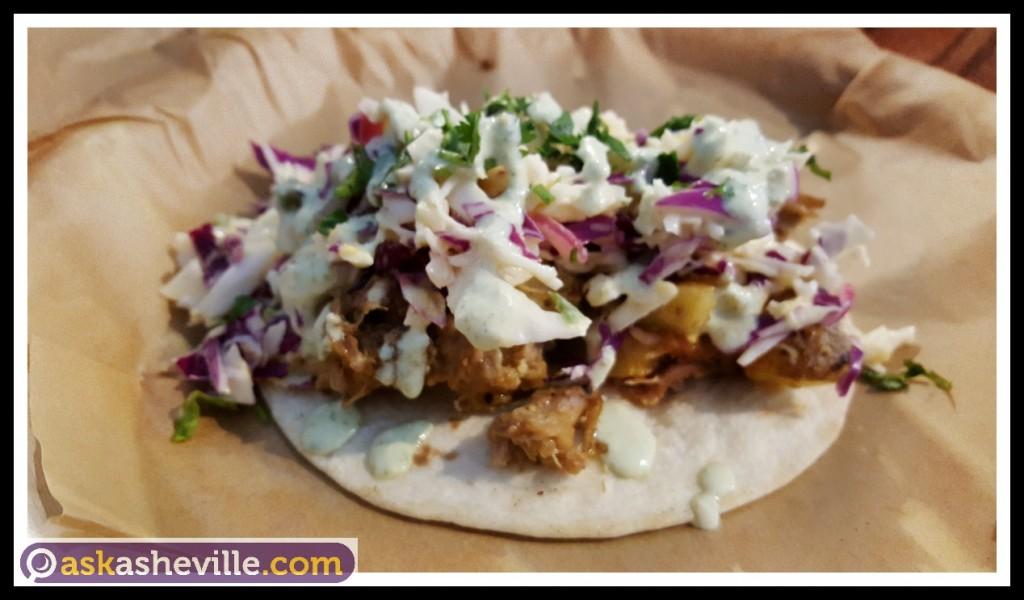 Taco Billy Asheville - Morita
