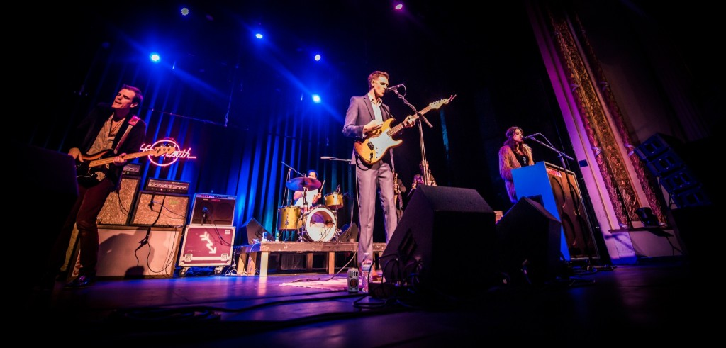 Houndmouth - Knoxville - 2