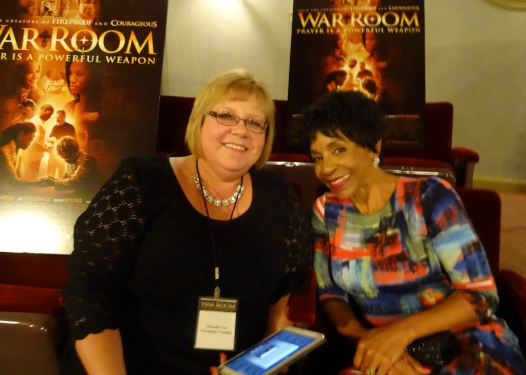 Michelle Cox War Room Interview