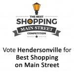 Vote For Hendersonville NC