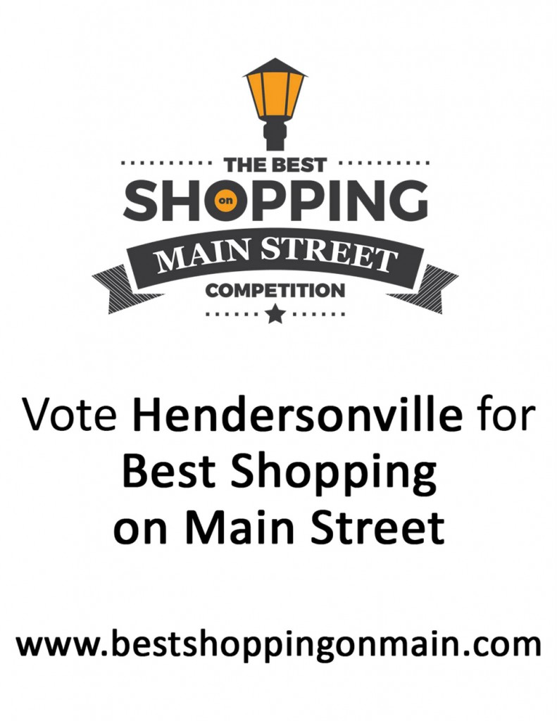 Vote For Hendersonville NC