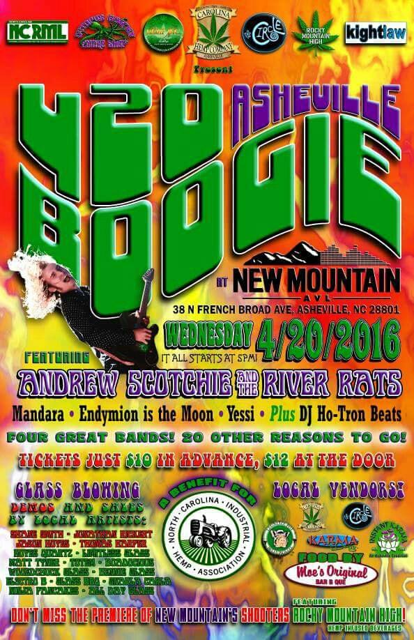 Asheville 420 Boogie