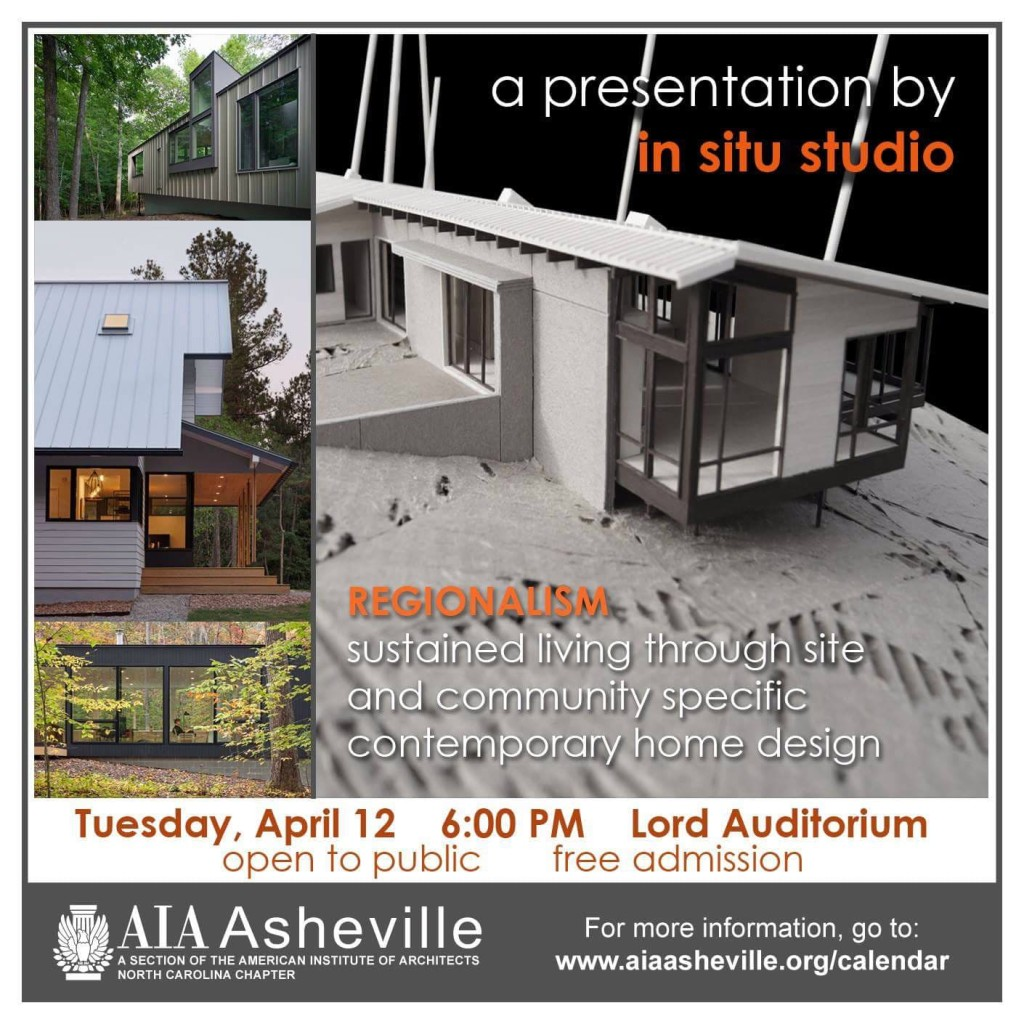 Asheville Architecture Week