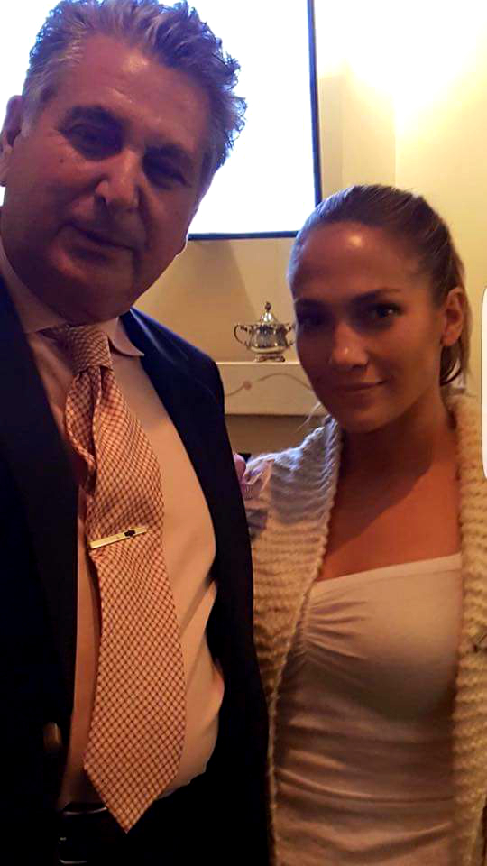 J.Lo Jennifer Lopez at Renzo's in Hendersonville NC