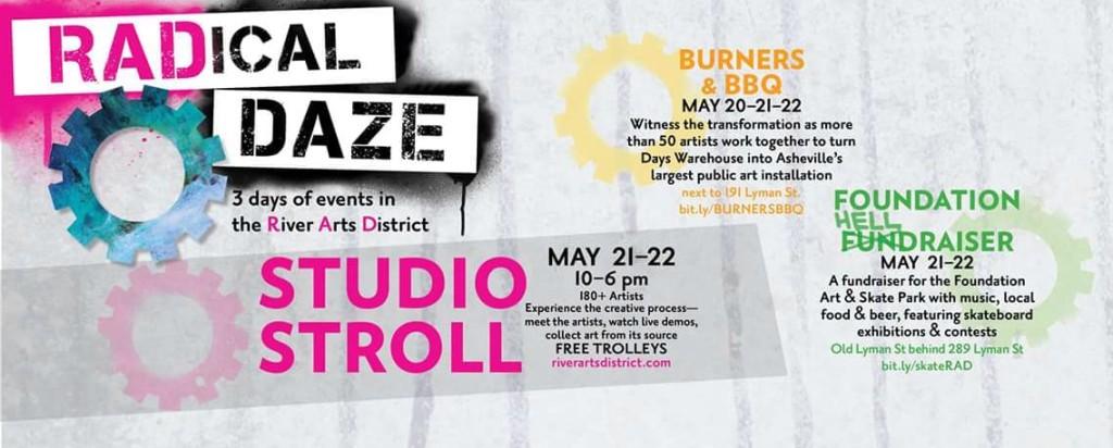 River Arts District Studio Stroll