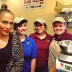 J.Lo Jennifer Lopez at Kilwin's in Hendersonville NC