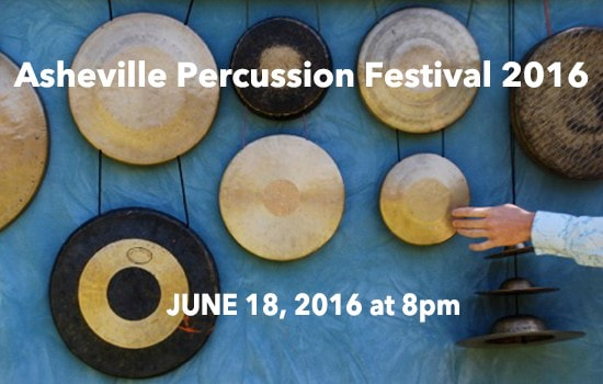 Asheville Percussion Festival 2016