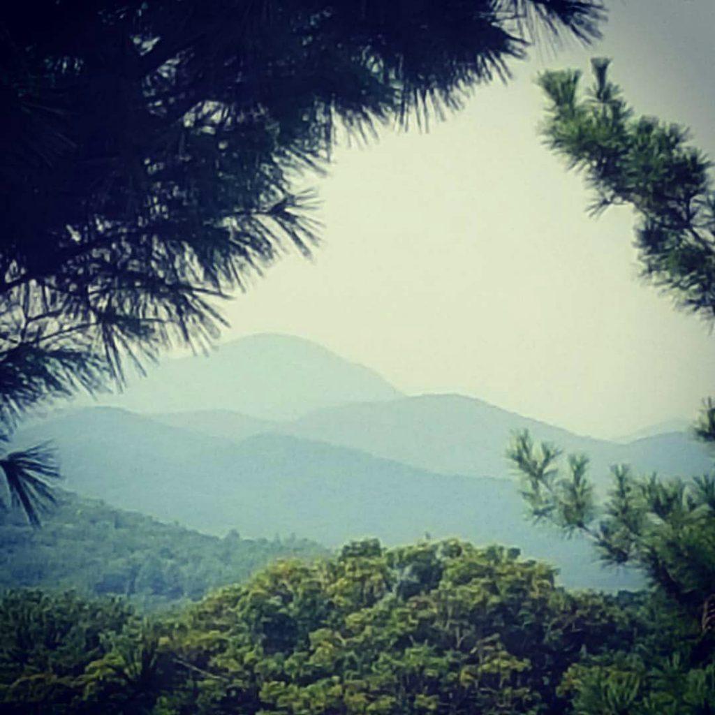 Blue Ridge Mountains - Asheville NC