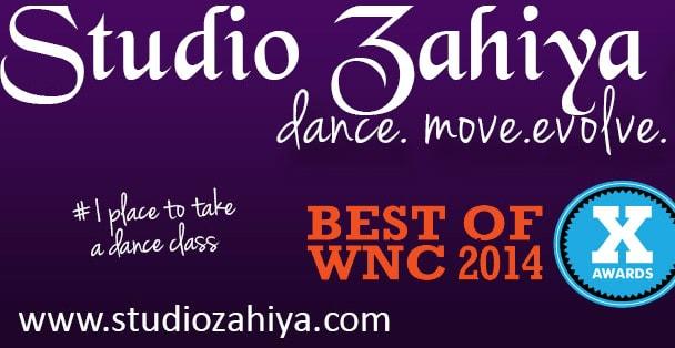 Studio Zahiya Summer Dance Show in Asheville