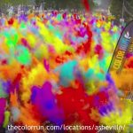 The Color Run Asheville NC 2016