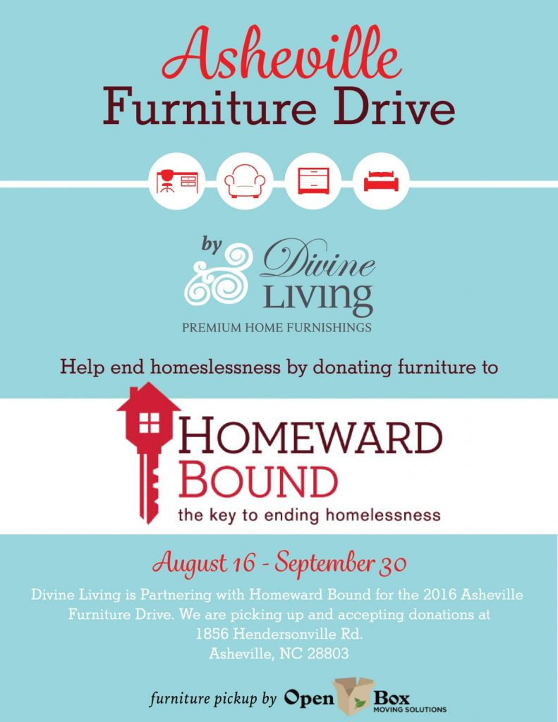 Asheville Furniture Drive