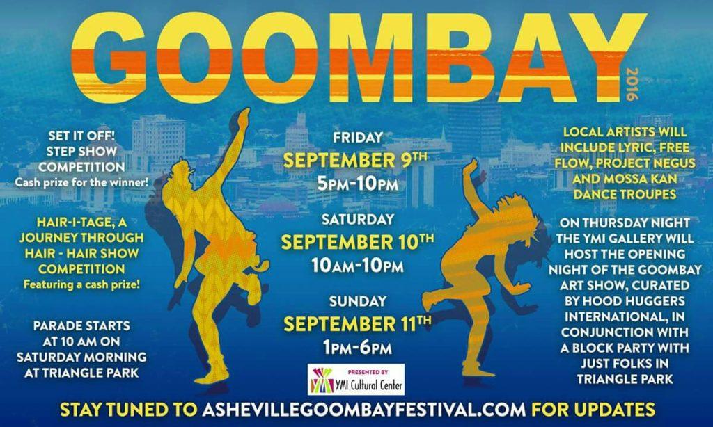 Asheville Goombay Festival 2016