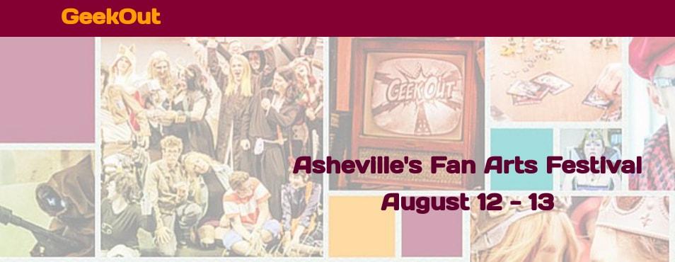 Geekout Asheville 2016