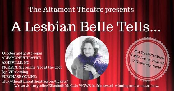 A Lesbian Belle in Asheville NC