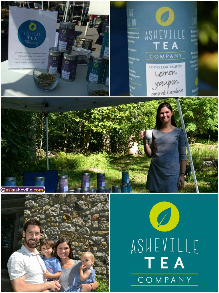 Asheville Tea Company Begins Brewing