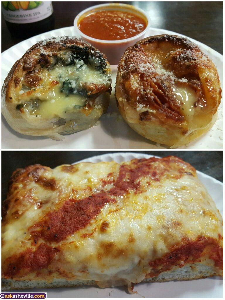 Favilla's Pizza in Asheville NC