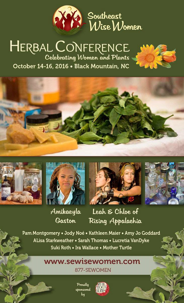 Southeast Wise Women Herbal Conference
