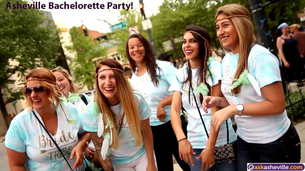Asheville Bachelorette Party
