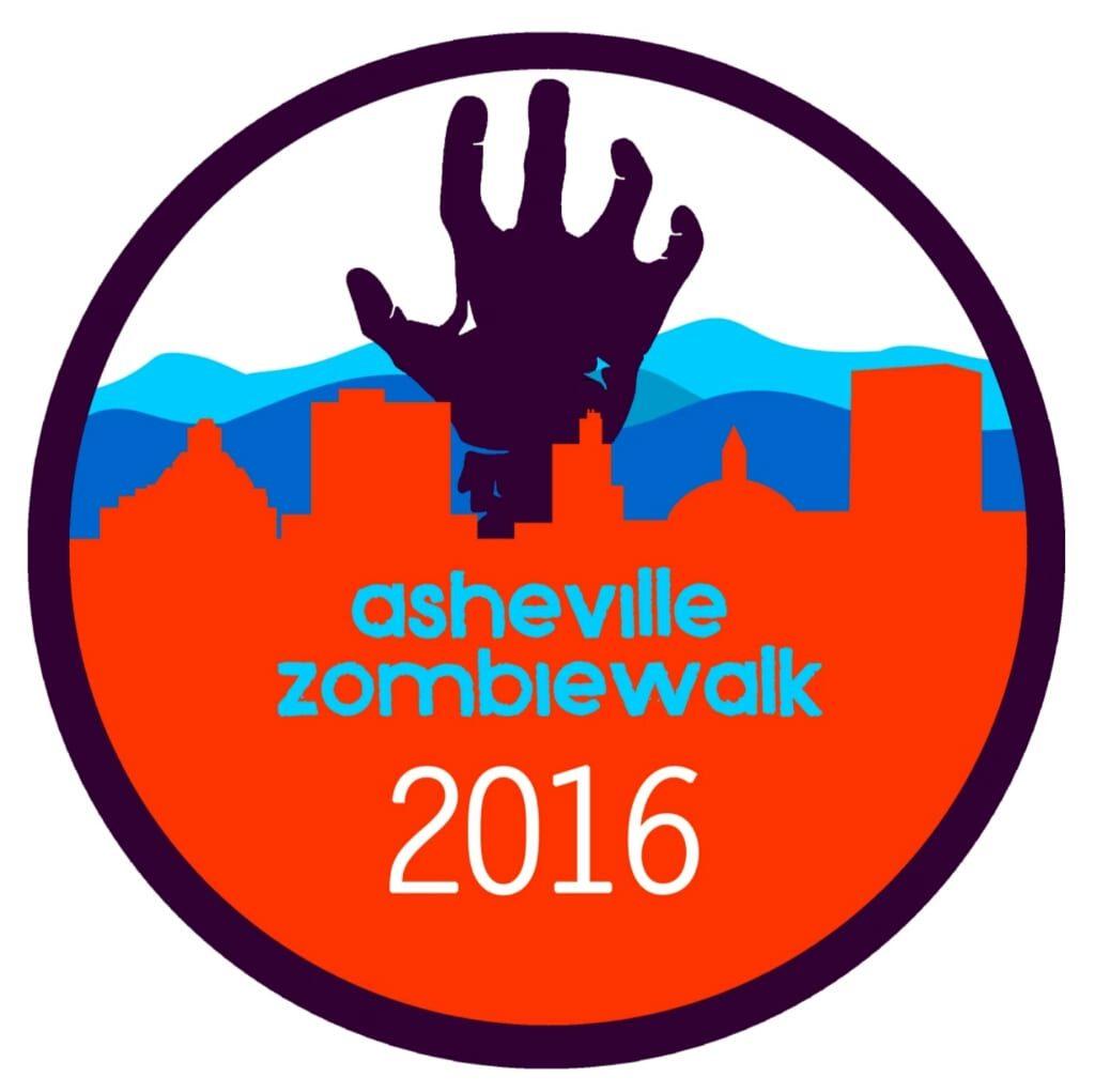 Asheville Zombiewalk Zombie Walk 2016
