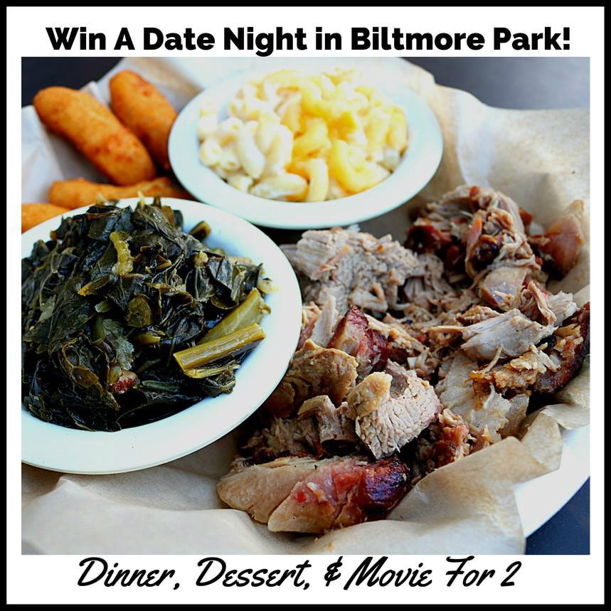 Asheville Date Night Giveaway