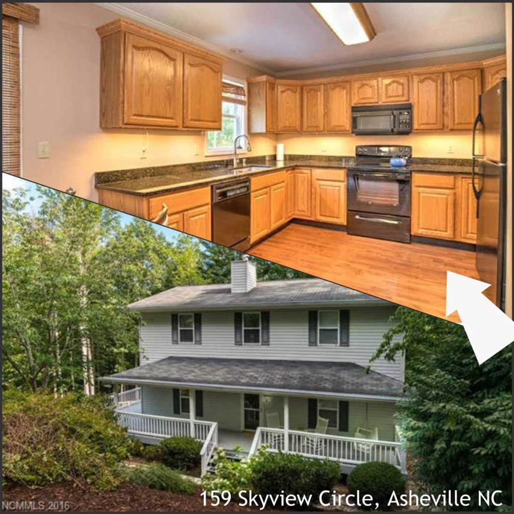 Asheville Real Estate Home For Sale - 159 Skyview Circle