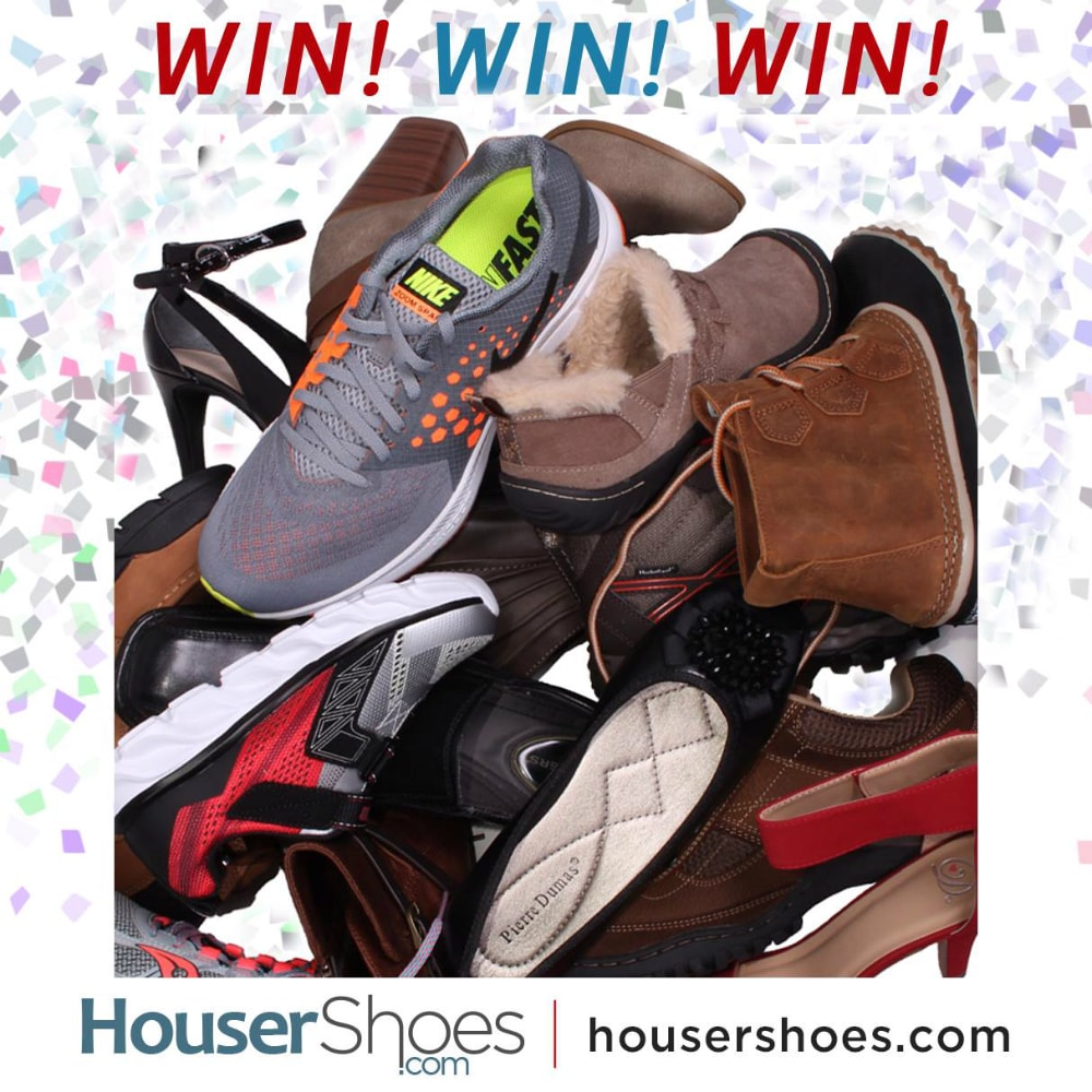 Houser GB Shoes Giveaway Hendersonville NC