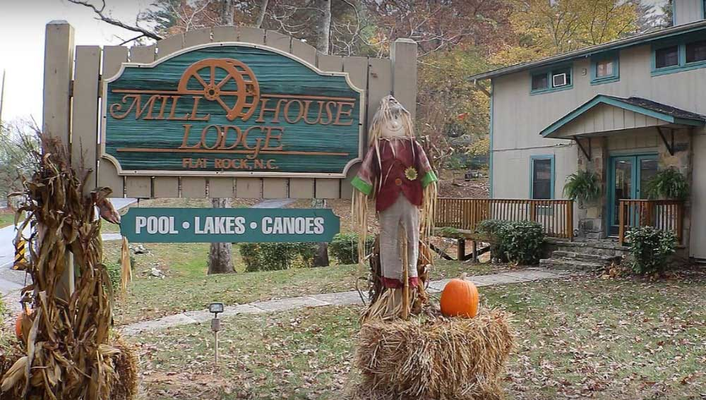 Mill House Lodge Giveaway Hendersonville NC