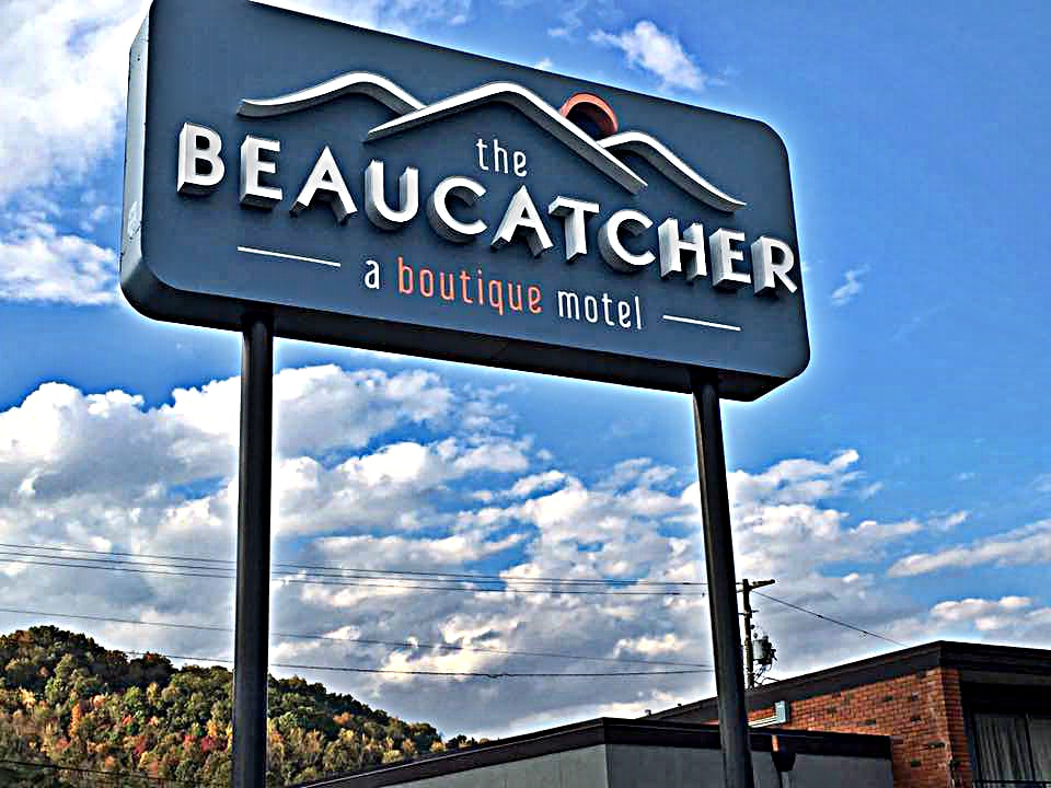 The Beaucatcher Boutique Motel in Asheville NC