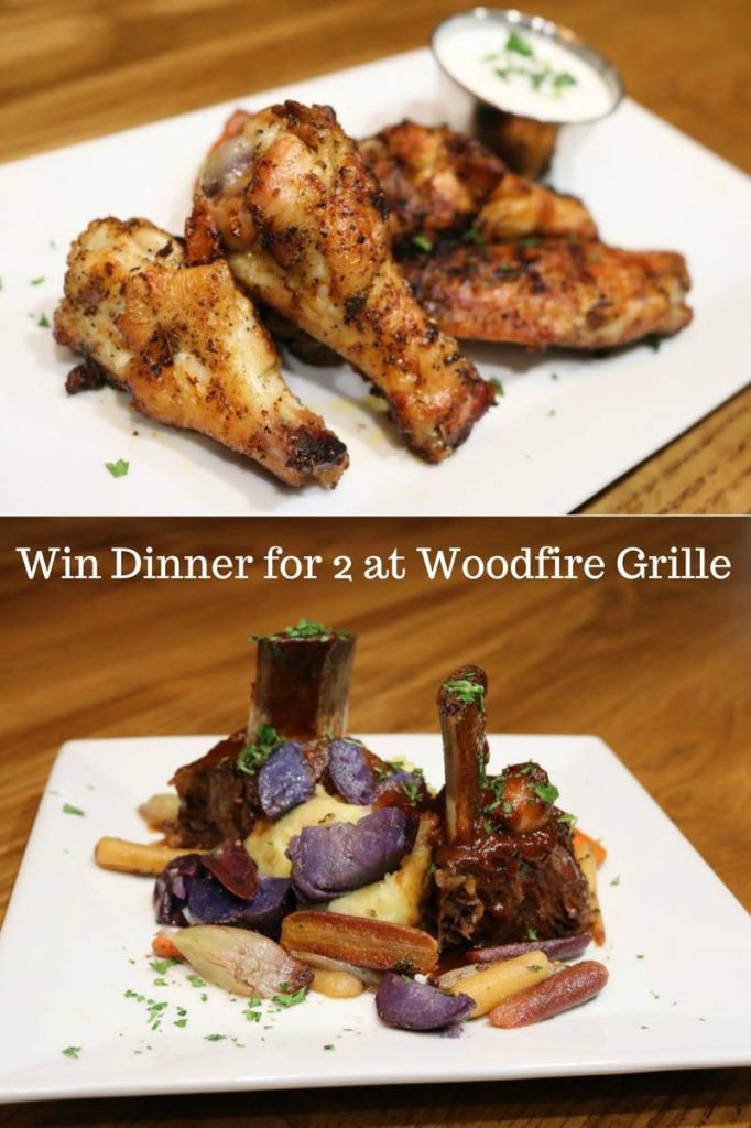 Woodfire Grille Giveaway Asheville