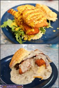 Chicken - Blue Ridge Biscuit Company in Black Mountain
